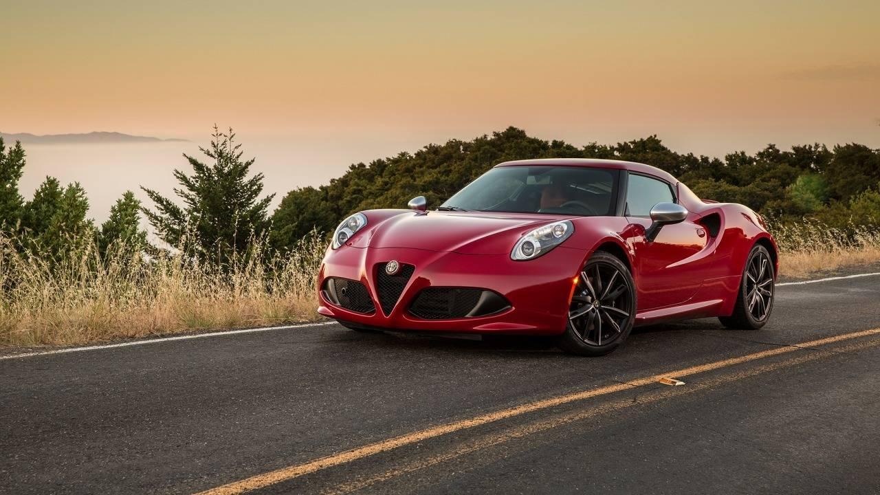 Rent Alfa Romeo Exotic Car Rentals Italy Luxury Hire Symbol 1