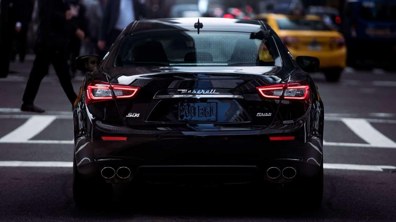 Maserati Rental in Rome