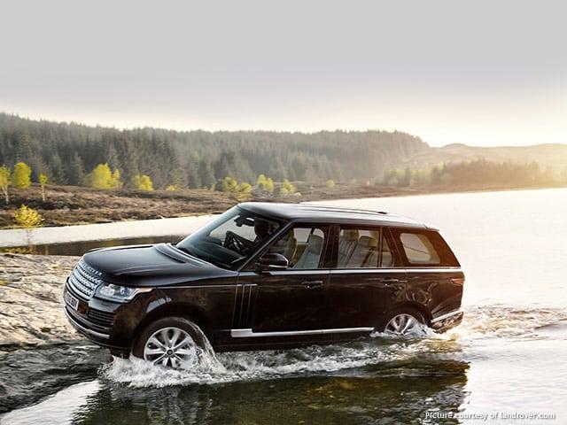 Hire a Luxury SUV