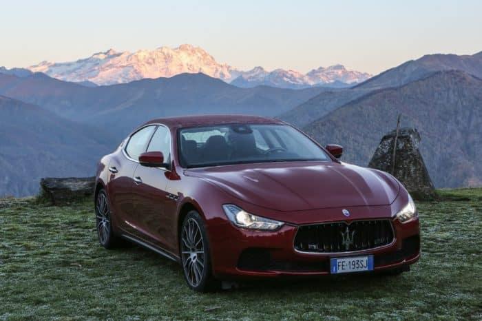 Rent a Maserati Ghibli