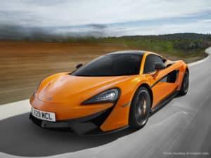 McLaren 570 Coupé