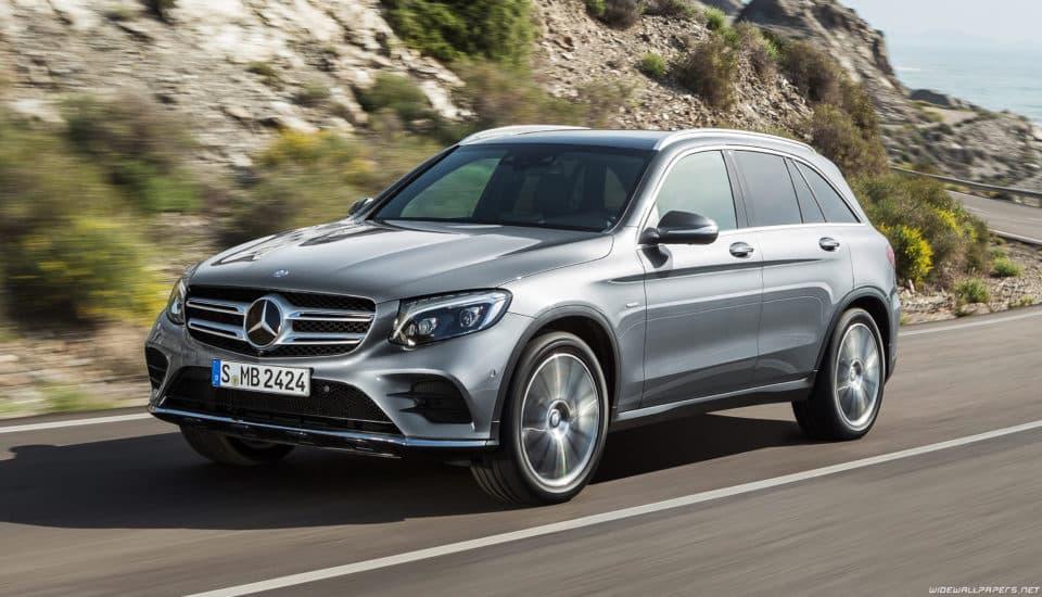 Rent a Mercedes GLC