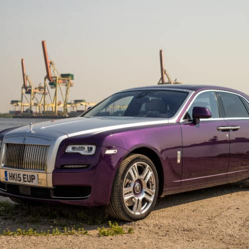 Rent a Rolls-Royce Ghost