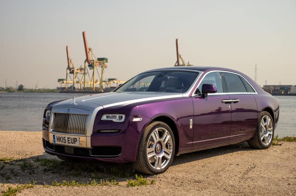 Rent A New Luxury Car Rolls Royce Ghost Italy Luxury Car