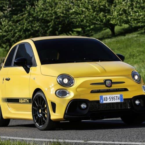 Fiat 500 Abarth 595 Competizione