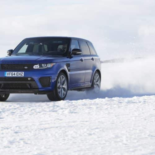 Rent a Range Rover Sport car