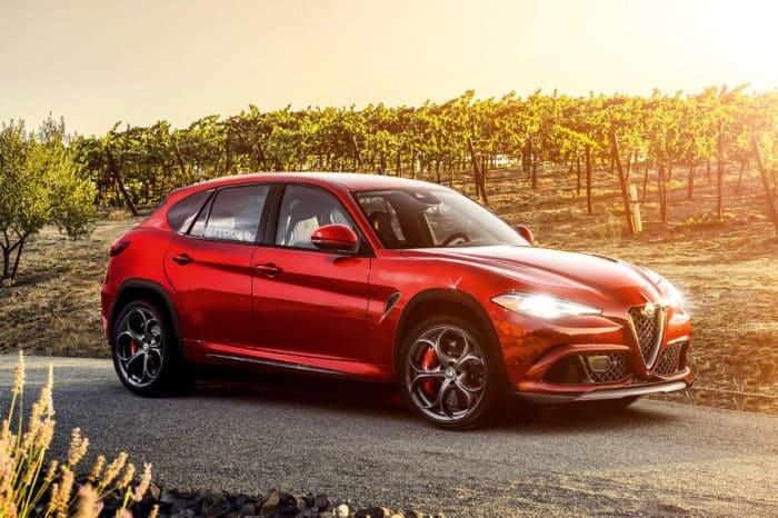Rent a Alfa Romeo Stelvio