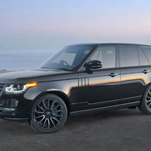 Rent a Range Rover Vogue
