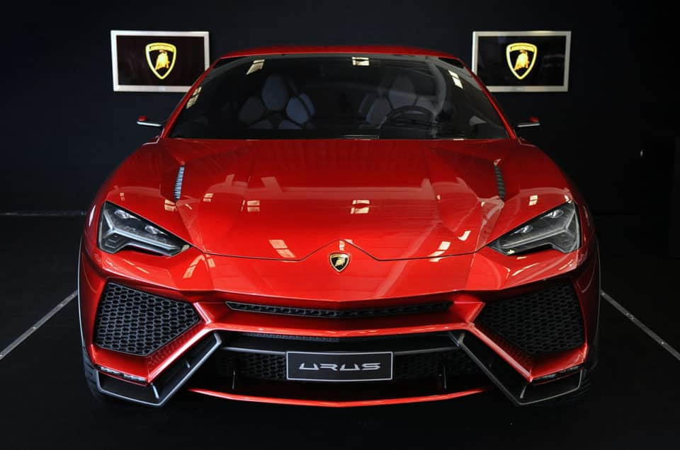 A Long Expected Launch: Lamborghini Urus Will Make Its Debut On December 4