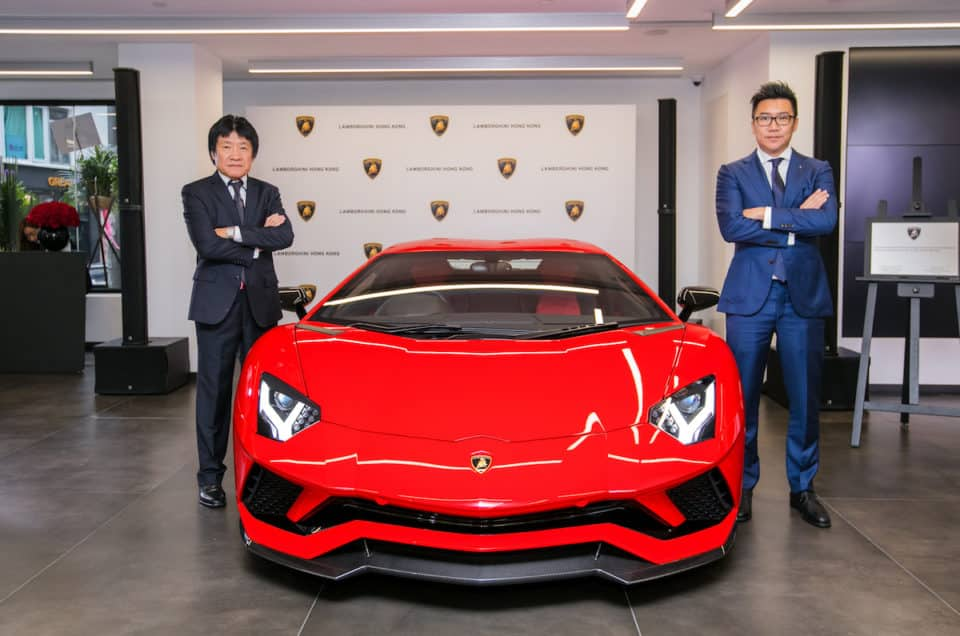 Lamborghini's Conquest Of The Chinese Market Several New Showroom Opened