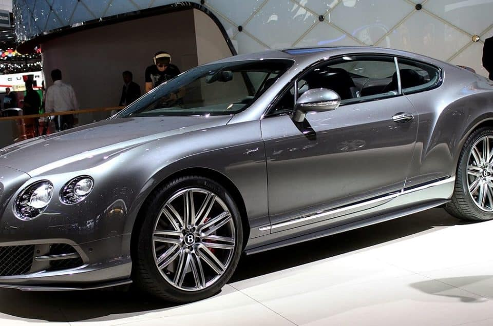 The Top Of Luxury – Bentley Continental GT First Edition