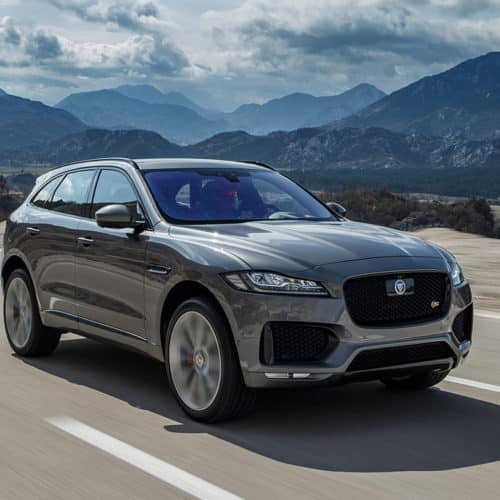 Jaguar Rental Car: Jaguar Gathers New Momentum With Its Suv E-Pace