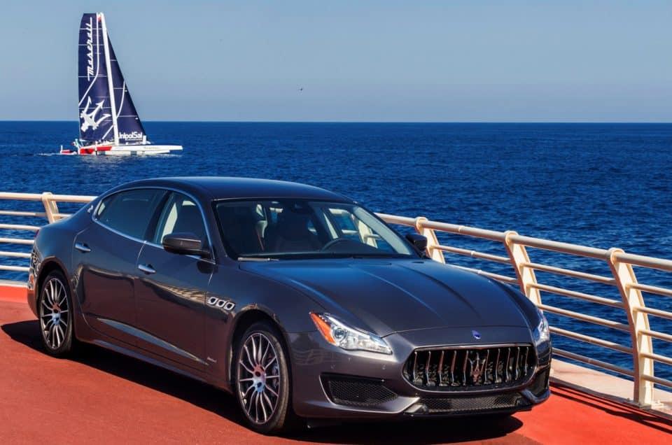Maserati Sets New Records – The Italian Company, Soldini And An Incredible Trimaran