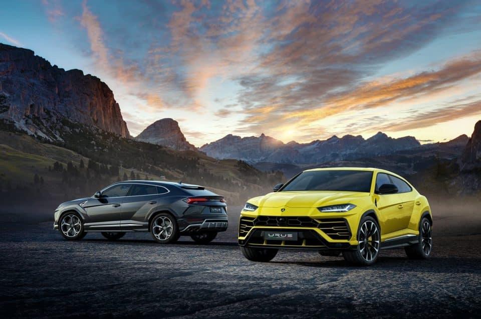 The New Lamborghini Urus Finally Made Its Debut