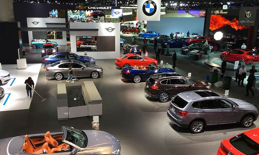 Los Angeles Auto Show Italy Luxury Car Hire - Car show in los angeles this weekend