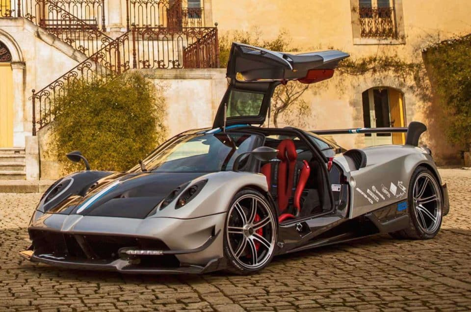 The Italian Super Manufacturer Pagani Opens Its New Museum