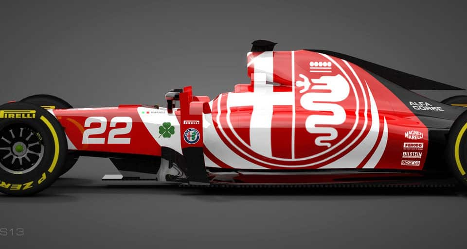 Mercedes Congratulates  Alfa Romeo On Its Return To Formula One