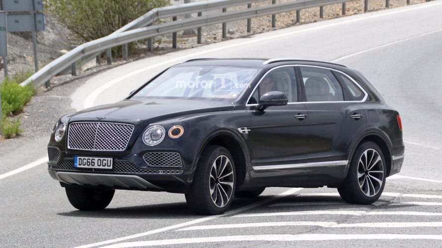 The Refined Bentley Bentayga Goes Hybrid