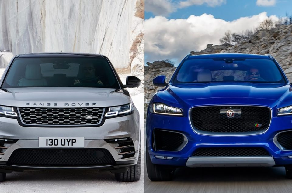 Jaguar Land Rover Boasts State-Of-The-Art Innovation