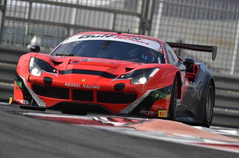 Ferrari Scored a New Victory At The Gulf 12 Hours