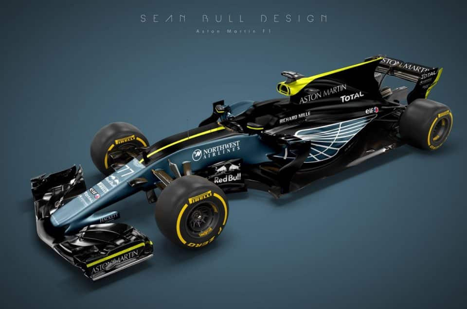 Will Aston Martin Soon Enter Formula One?