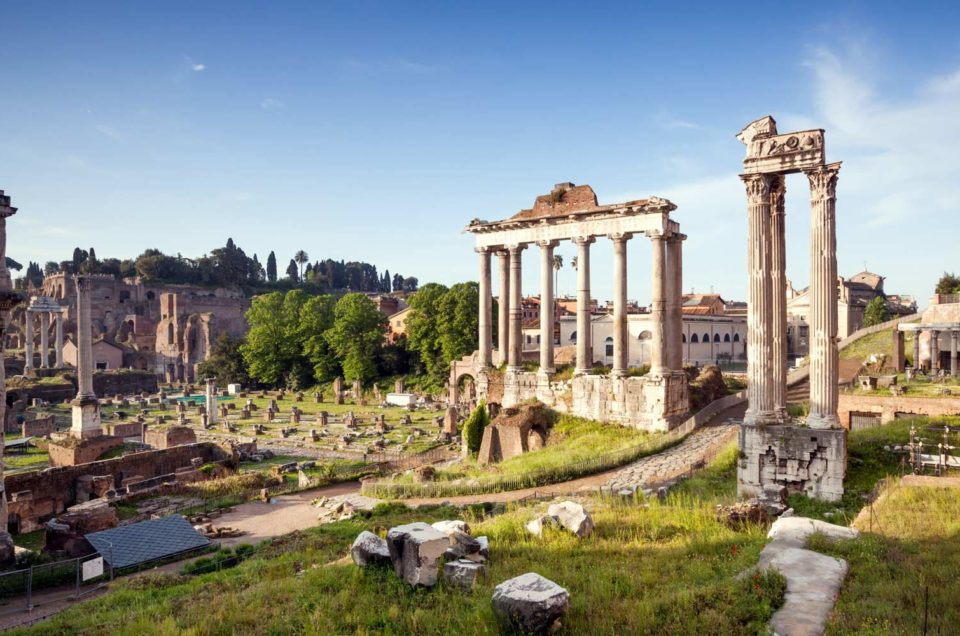 Italy Tourism Thrived In 2017