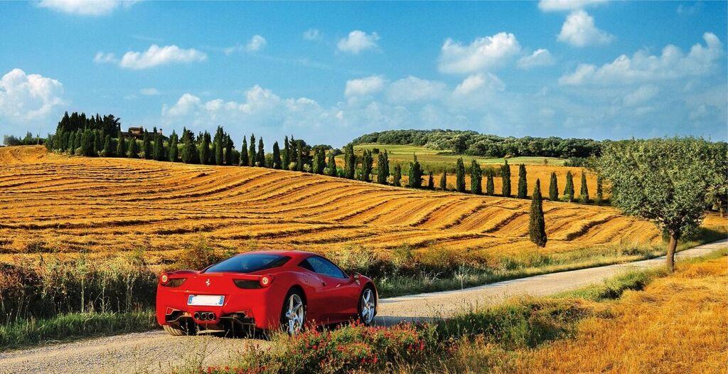 Luxury Car Hire Geneva