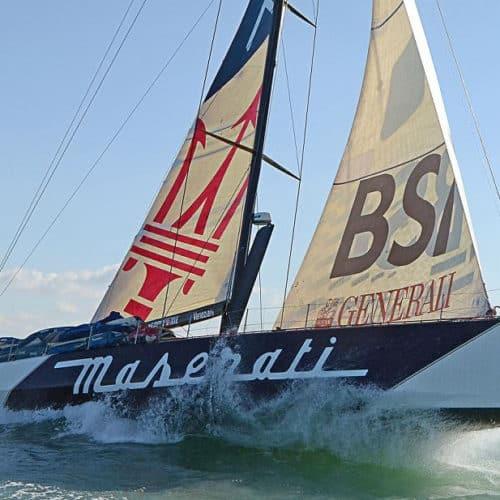 sailboat maserati