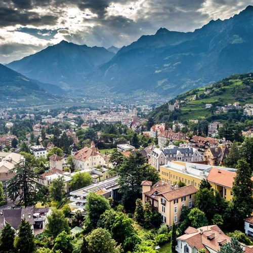 Luxury Car Rental in Merano