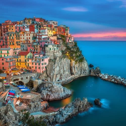 Luxury Car Rental in Cinque Terre