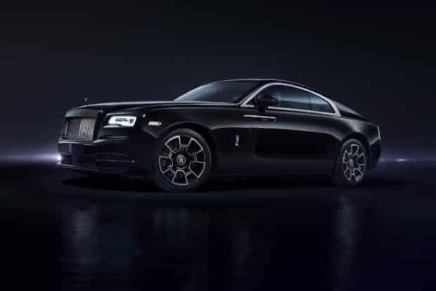 Rent a Rolls-Royce Wraith