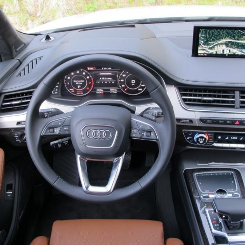 q7 2018 Release date 2018 audi q7 review redesign and other changes