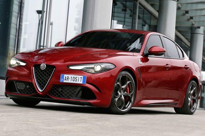 Rent a Alfa Romeo Giulia Quadrifoglio
