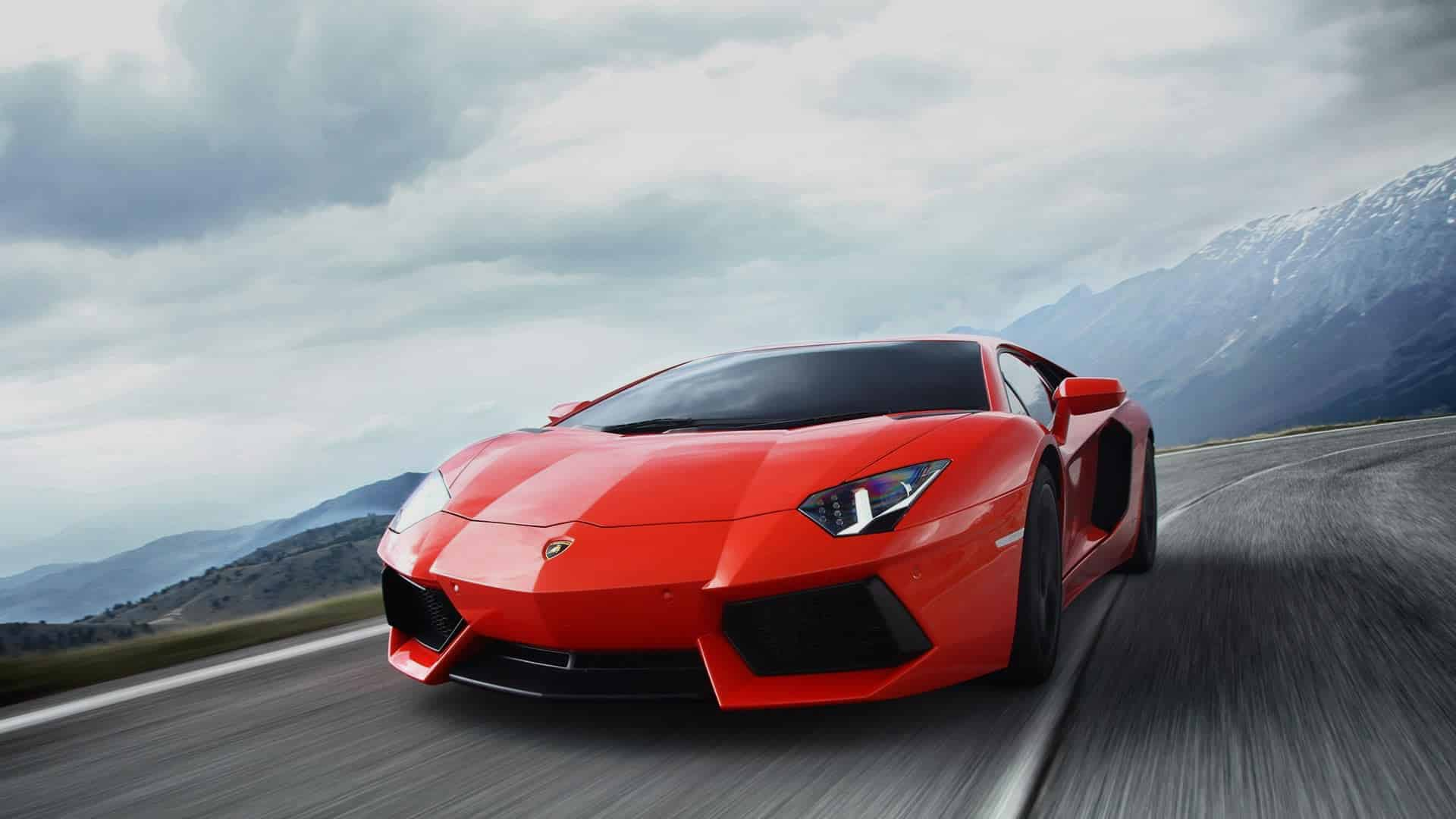 7 luxurious Lamborghini, which will attract the attention of the most spoiled automotive gourmets