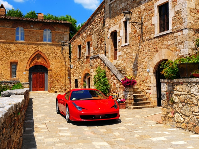 How Cool Is It To Rent An Exotic Car In Italy?