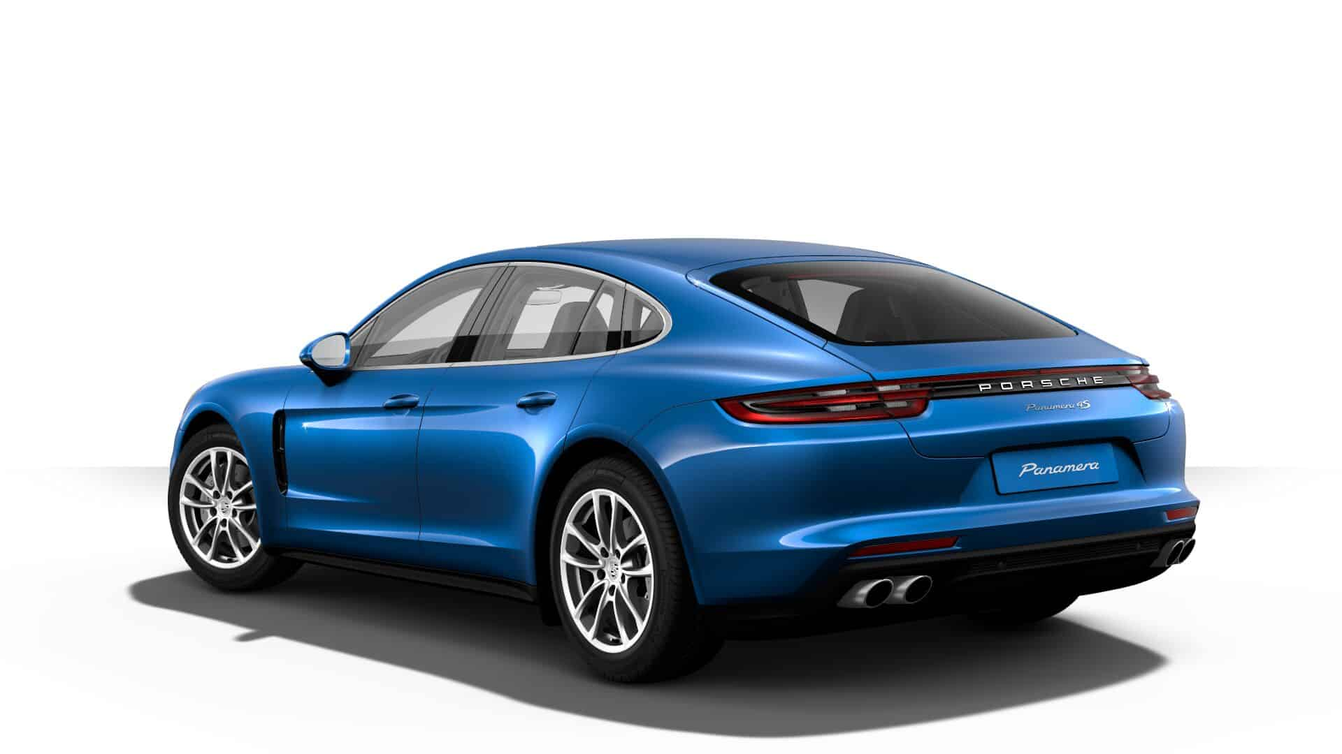 Porsche Panamera Best Luxury Cars: Rent A Porsche Panamera 4s