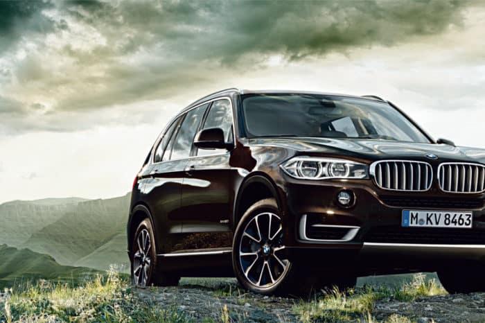 Rent a BMW X5