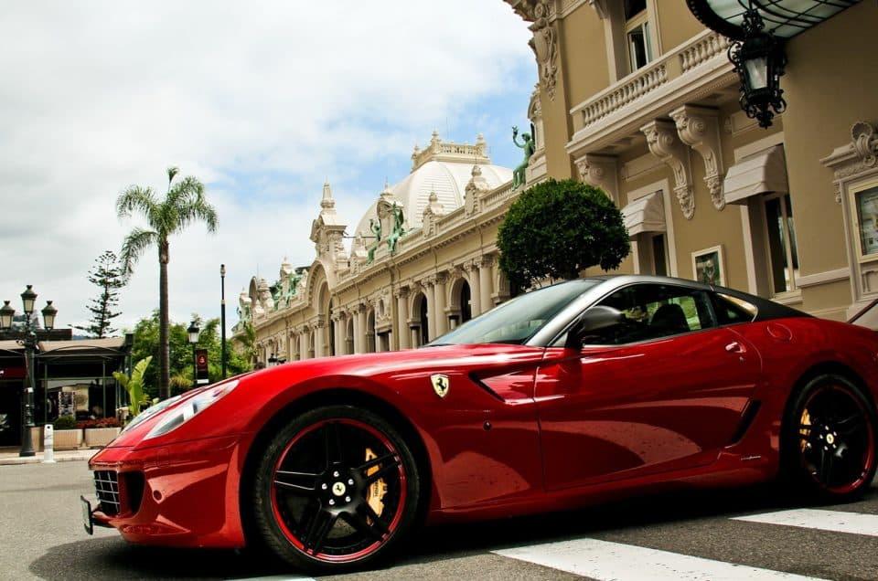 Rent a Luxury Car in Monaco