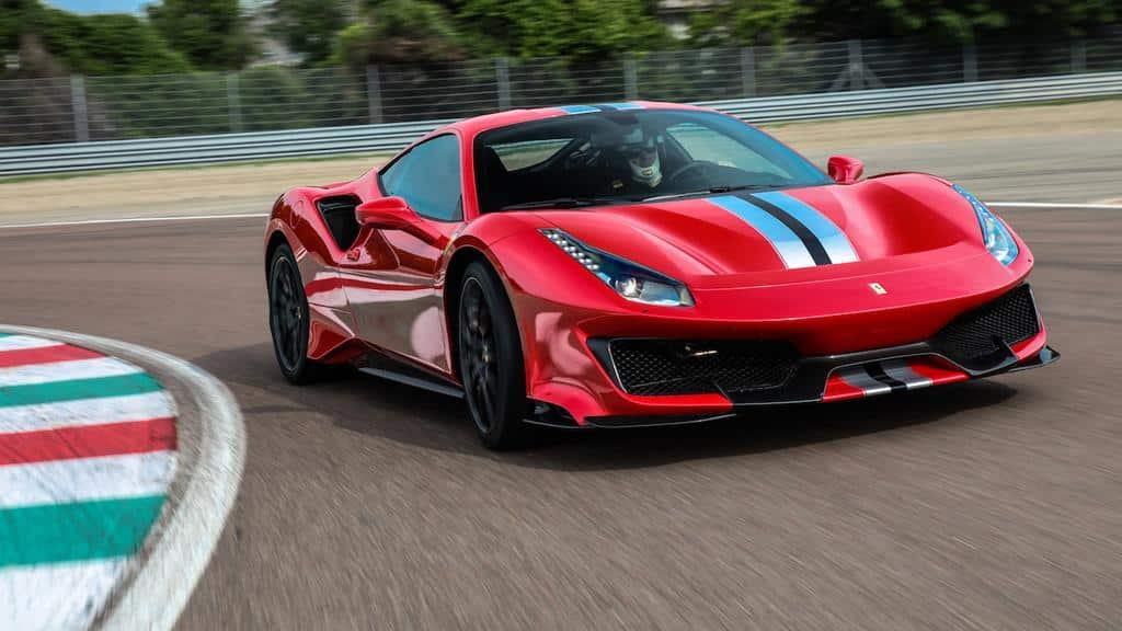 rent a ferrari 488 pista for a road trip from montecarlo to saint tropez italy luxury car hire. Black Bedroom Furniture Sets. Home Design Ideas