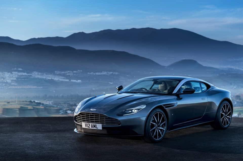 Do you want to drive a car of charm?Rent an Aston Martin DB11 Volante!