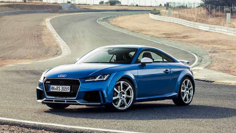 Audi Tt Is Celebrating Its 20 Years On The Market Italy Luxury Car