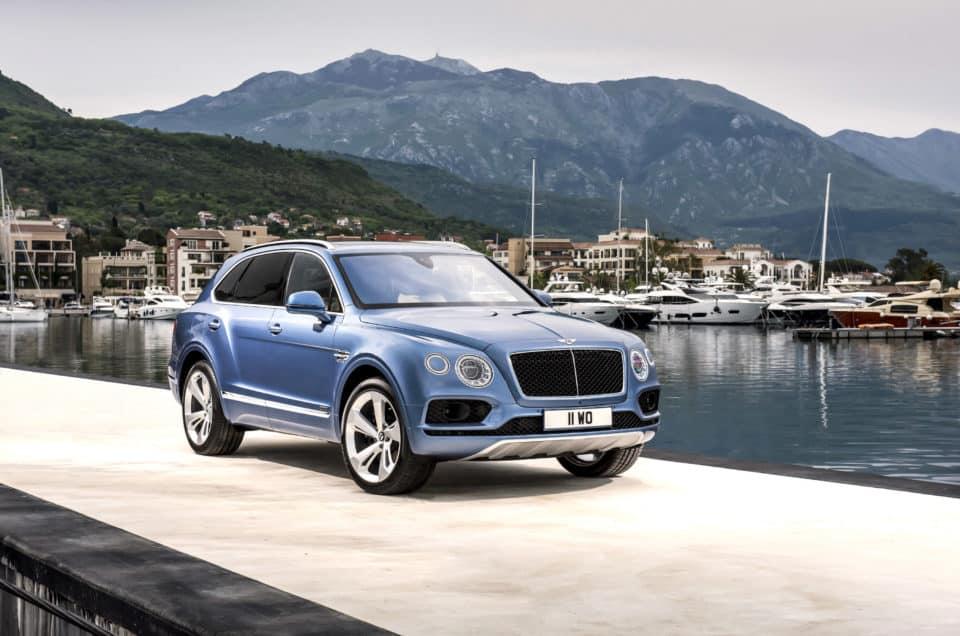Rent Luxury SUVs in French Riviera