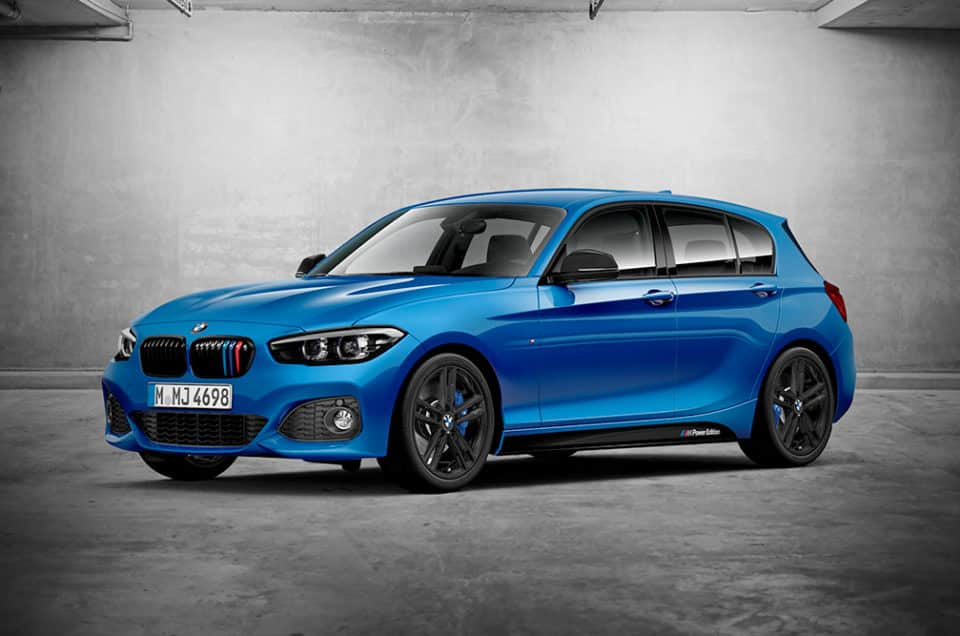 BMW 1 Series M Power Edition
