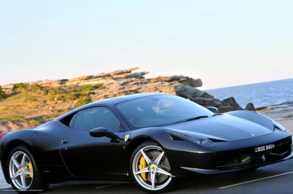 Luxury Car Rental in Cagliari