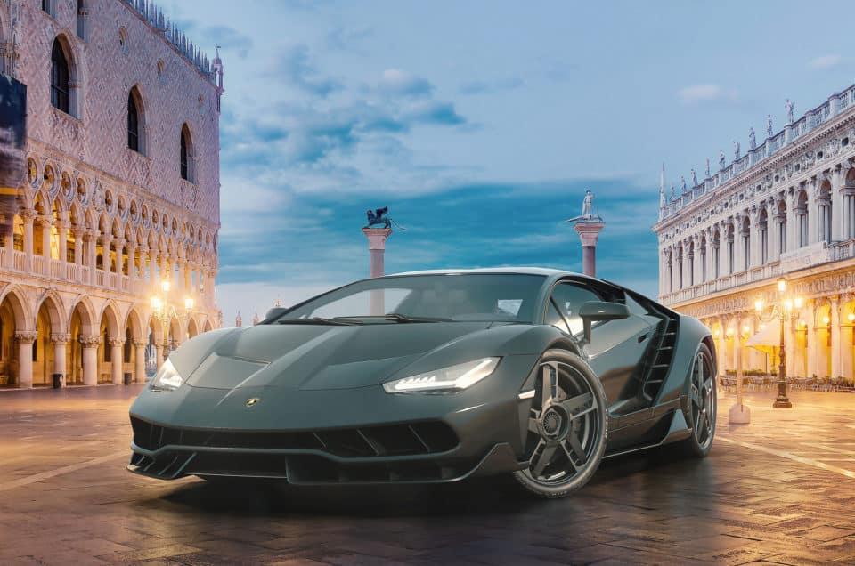 Luxury Car Rental in Venice