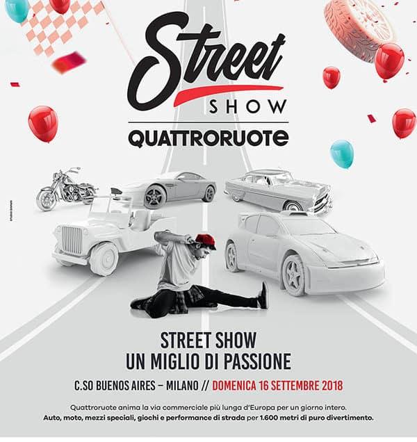 street show quattroruote