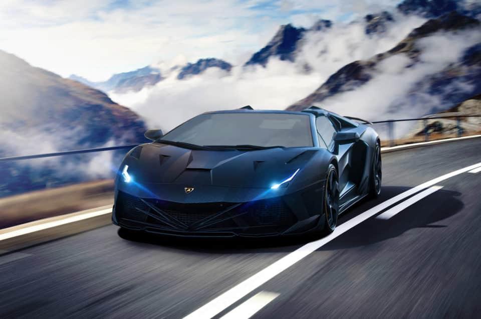 Luxury car rental in geneve