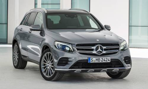 mercedes glc 350e 4matic premium