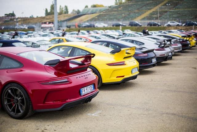 Porsche Festival at Imola