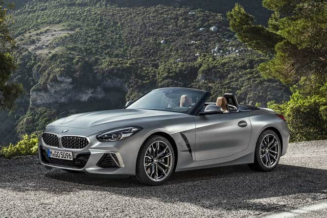 New BMW Z4: prices and features